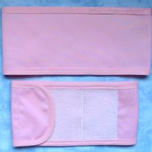 Plain Wrap Armband - Pale Pink